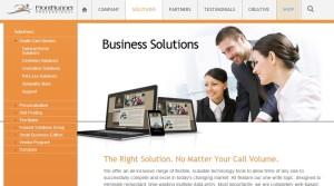 Screen Shot of FRP Site