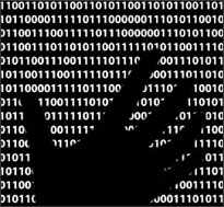 The theft of binary data