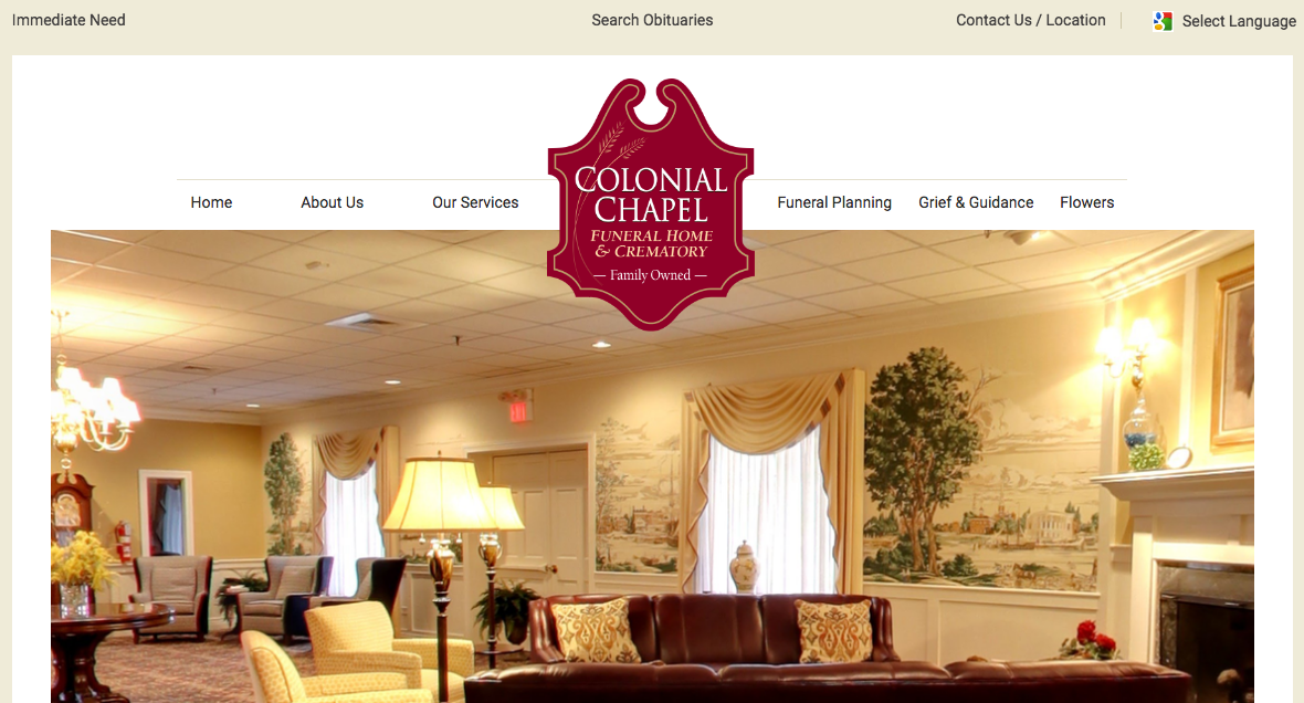 20 Funeral Home Website Designs That Stood Out In 2016